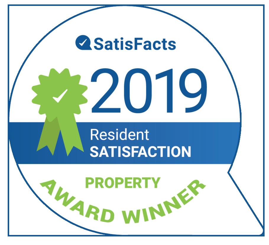 SatisFact Award Seal